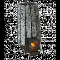 Печь для русской бани Cometa 180 Vega Short Stone