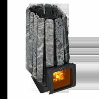 Печь для русской бани Cometa 350 Vega Short Window Max Stone