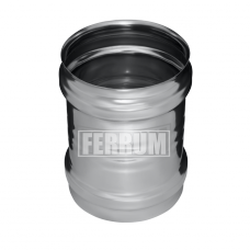 Адаптер Феррум ММ для печи, нержавеющий (430/0,8 мм), ф150