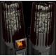 Печь для русской бани Cometa 180 Vega Long